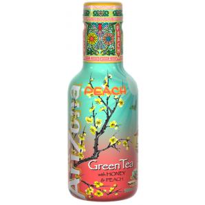 AriZona Peach Green Tea (500ml)
