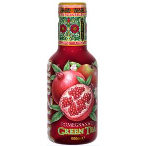 AriZona Pomegranate Green Tea (500ml)