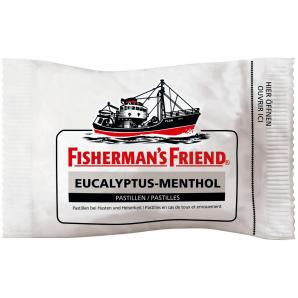 Fisherman's friend Eucalyptus-Menthol (25g)