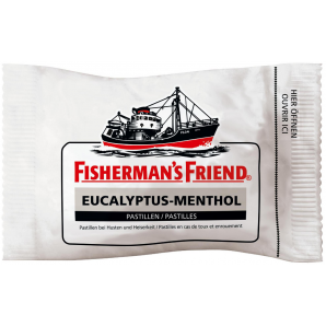 Fisherman's friend Eucalyptus-Menthol (25g)