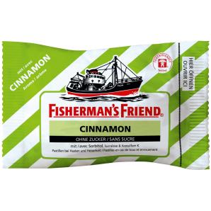 Fisherman's friend Cinnamon ohne Zucker (25g)
