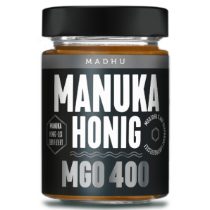 Miel de Manuka MGO400 de...