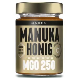 Madhu Honey Manuka Honey MGO250 (250g)