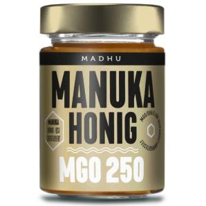 Madhu Honey Manuka Honig MGO250 (500g)