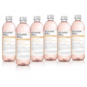 Vitamin Well Antioxidant (6 x 500ml)