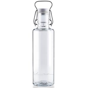 Soulbottle Einfach nur Wasser mit Tragegriff (0.6l)