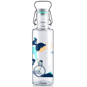 Soulbottle cyclist with handle (0.6l)