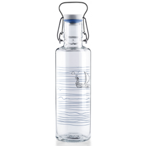 Soulbottles Heimat Wasser mit Tragegriff (0.6l)