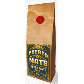 Puerto Mate Teeblätter Yerba Mate Nachfüllbeutel (150g)