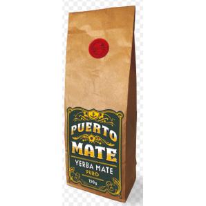 Puerto Mate tea leaves Yerba Mate refill bag (150g)