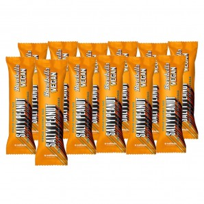 Barebells Vegan Salty Peanut Protein Riegel (12 x 55g)
