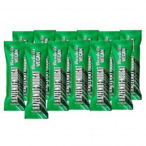 Barebells Vegan Hazelnut & Nougat Protein Riegel (12 x 55g)
