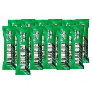 Barebells Vegan Hazelnut & Nougat Protein Bar (12 x 55g)