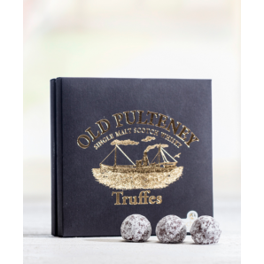 Old Pulteney Whiskey Truffles Aeschbach Chocolatier (16 pcs)