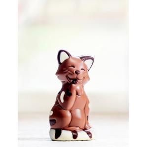 Aeschbach Chocolatier Schokoladen Katze (80g)