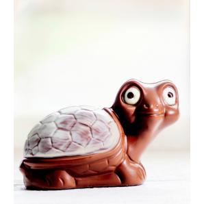 Aeschbach Chocolatier Schokoladen Schildkröte (75g)
