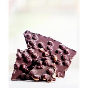 Huusschoggi Dunkel Mit Haselnüssen Aeschbach Chocolatier (200g)