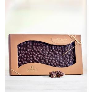 Giant bar of dark chocolate Aeschbach Chocolatier (1000g)