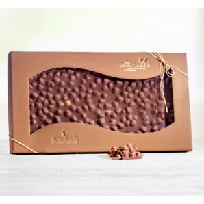 Riesentafel Milchschokolade Aeschbach Chocolatier (1000g)
