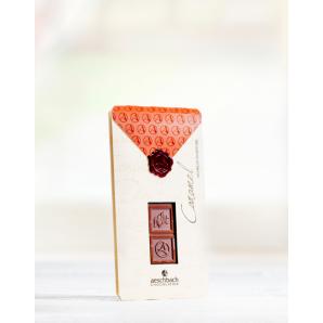 Flat bar Caramel Aeschbach Chocolatier (100g)