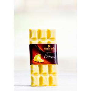 Bar of Création Citron Aeschbach Chocolatier (100g)