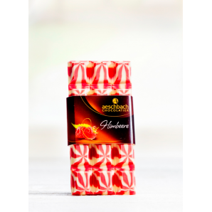 Tafel Création Himbeere Aeschbach Chocolatier (100g)