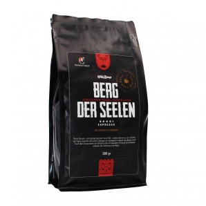 Willy Zemp Mountain of Souls Espresso (380g)