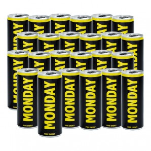 MONDAY Classic Energy Drink (24x250ml)