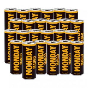 MONDAY Mango Energy Drink (24x250ml)