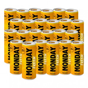 MONDAY Fresh Energy Drink (24x250ml)
