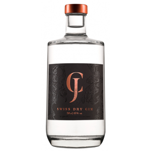JC Swiss Dry Gin (20cl)