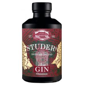 "Studer Swiss Highland Sloe Gin ""Cinnamon"" (20cl)"