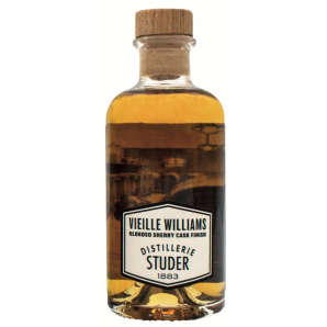 Studer Vieille Williams Oloroso Sherry Cask Finish (20cl)