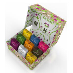 Pukka Selection Box Tee Bio 2020 (45 Beutel)