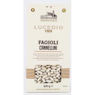 Principato di Lucedio fagioli cannelini (500g)