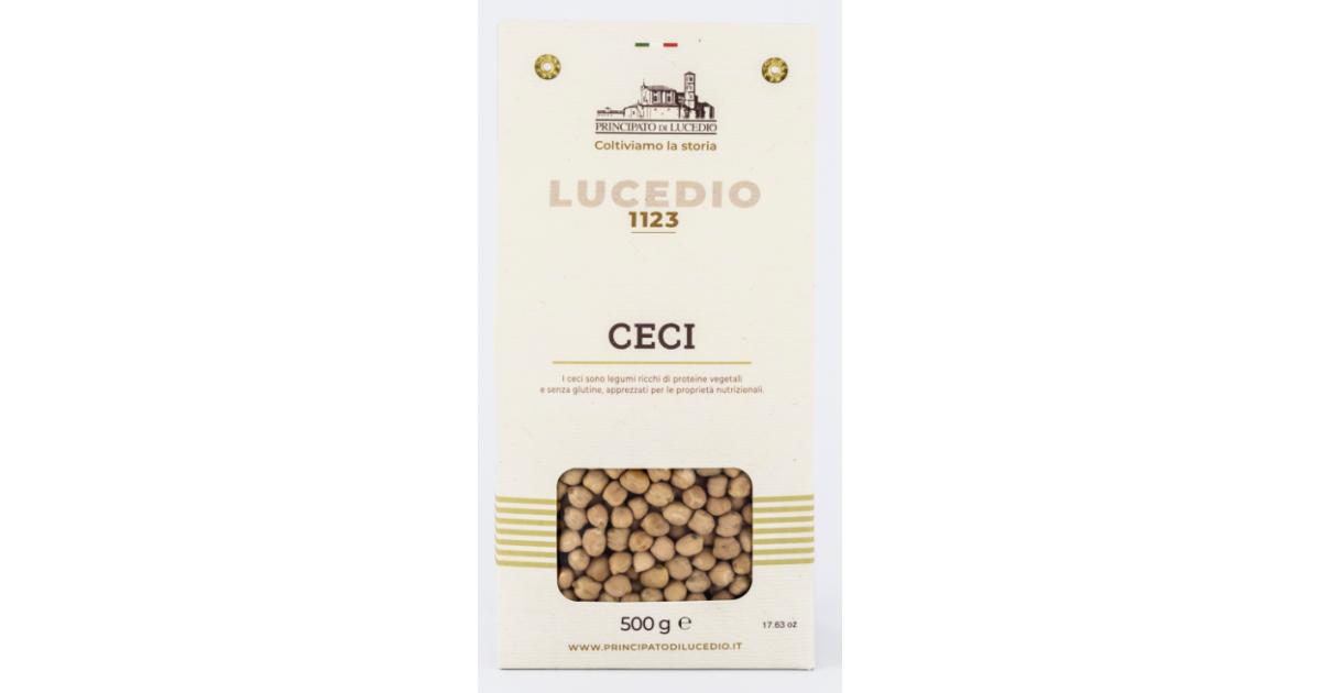 Principato di Lucedio Ceci (500g)