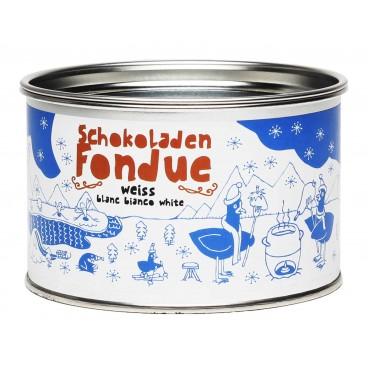 Taucherli Chocolate Fondue White (250g)