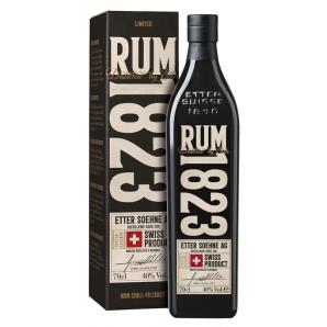 Etter RUM1823 Swiss Rum (70cl)