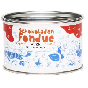 Taucherli  Chocolate fondue...
