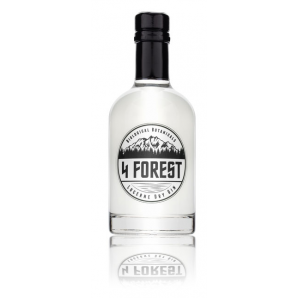 4 Forest Lucerne Dry Gin (70cl)