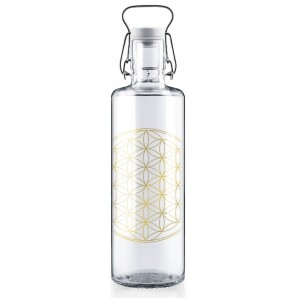 Soulbottles Flower of Life with handle (1l)