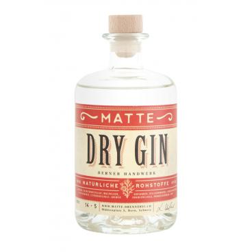 Matte Brennerei Dry Gin (5dl)