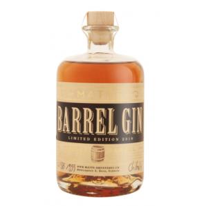Matte Brennerei Barrel Gin (5dl)