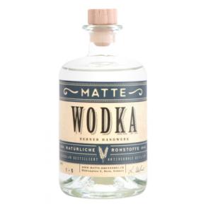 Matte Brennerei Wodka (5dl)