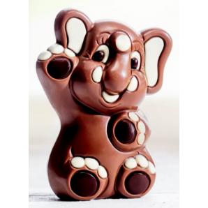 Aeschbach Chocolatier Schokoladen Elefant (150g)