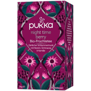 Pukka Night Time Berry Bio-Tee (20 Beutel)