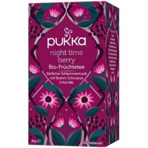 Pukka Night Time Berry organic tea (20 bags)