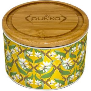 Pukka ceramic jar Golden Kurkuma