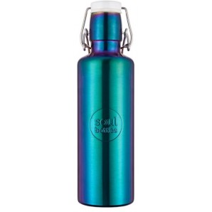 Soulbottle steel Utopia with handle (0.6l)