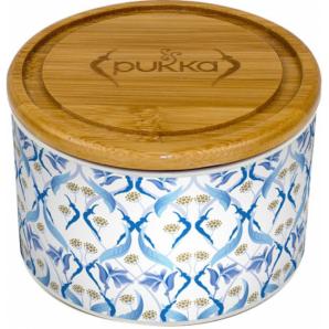 Pukka ceramic jar pure